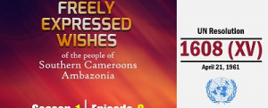 S1E8 - Freely Expressed Wishes of the people of Southern Cameroons