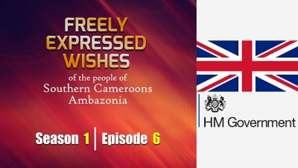 S1E6 - Freely Expressed Wishes of the people of Southern Cameroons