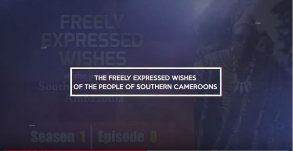 Trailer - Freely Expressed Wishes of the people of Southern Cameroons